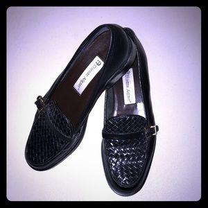 Etienne Aigner black loafers